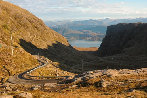 the Bealach na Ba (the Pass of the Cattle)